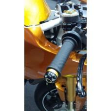 Contrappesi stabilizzatori KRY3 concept per Yamaha manubrio originale