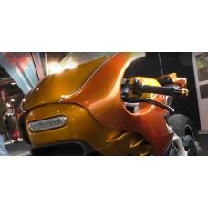 Contrappesi stabilizzatori KR3Y concept per Yamaha manubrio originale