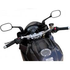 Yamaha R1 conversion kit for handlebar
