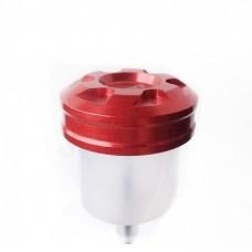 Vaschetta olio freni SRT in plastica e tappo in ergal ricavato dal pieno