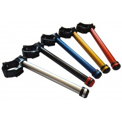 Handlebars SRT quick release Ergal clip-on