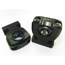 Riser SRT 28 mm Ergal for Ducati Monster 695 / 800 / 1000